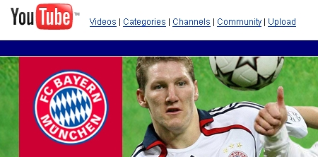 FC Bayern München YouTube Channel