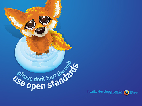 Mozilla Firefox Wallpaper