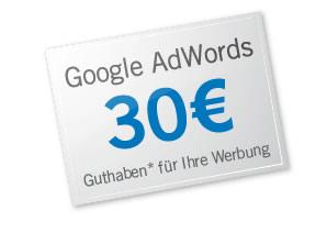 AdWords Gutschein